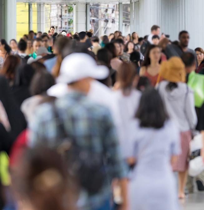 Wellness Index: ho scoperto quanto si muove la popolazione nella tua regione